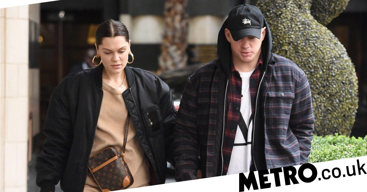 PRI 78536967 e1579058704457 1579060499 - Jessie J and Channing Tatum back together? Pair seen shopping in LA