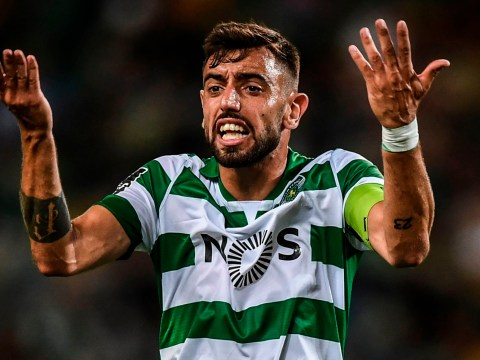 Manchester United owners refusing to meet Sporting Lisbon's asking price for Bruno Fernandes