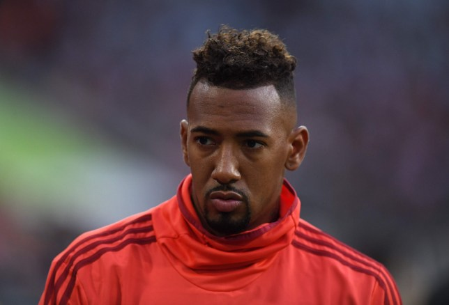 Arsenal have opened talks to sign Jerome Boateng from Bayern Munich