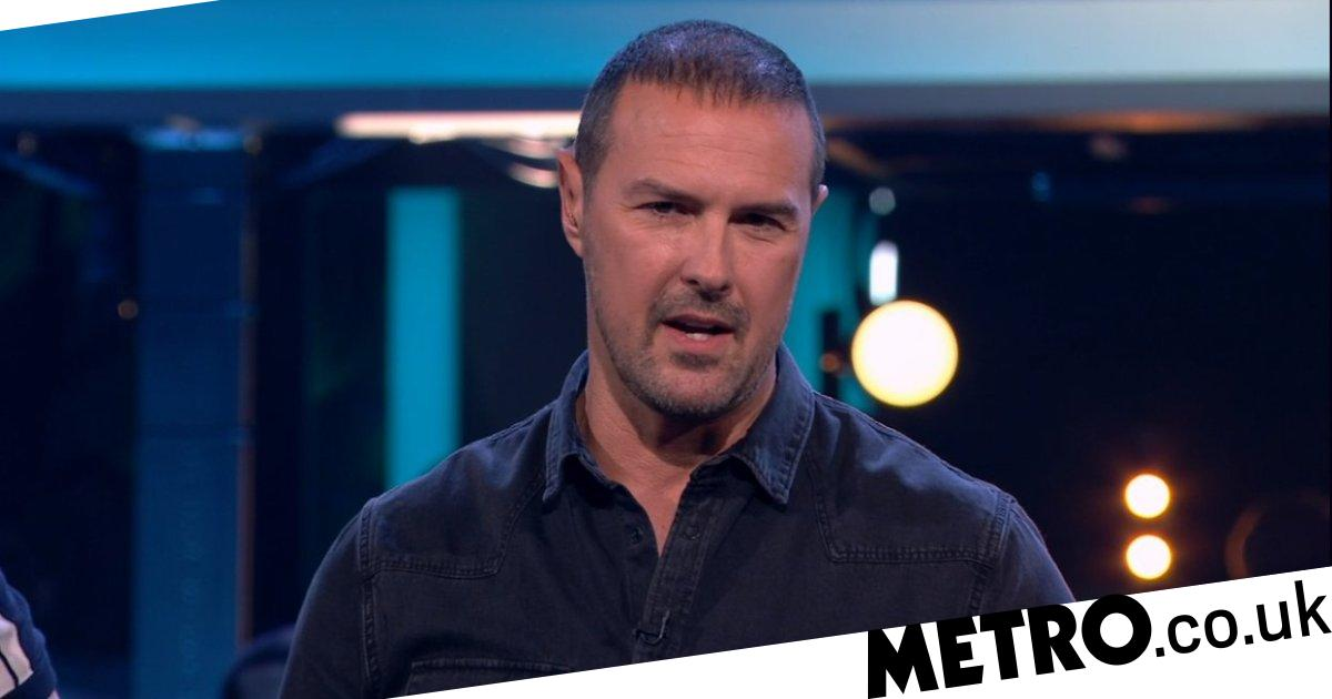 Paddy McGuinness had to see doctors at The Priory after landing Top Gear