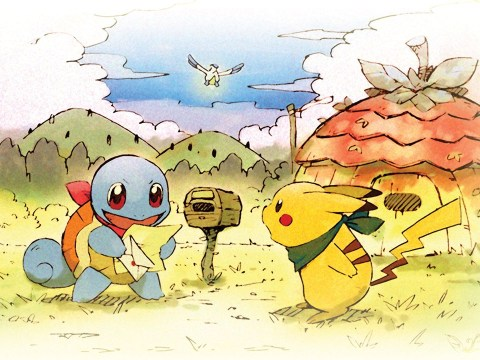 Free Pokémon Mystery Dungeon: Rescue Team DX demo out now
