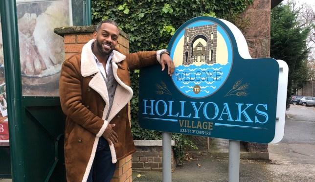 Felix Westwood in Hollyoaks