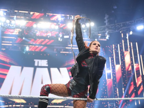 Becky Lynch 'lined up for Marvel movie role' as WWE star takes tips from The Rock and John Cena