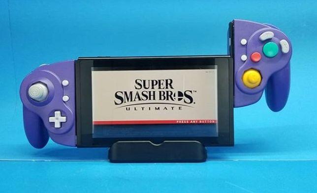 Nintendo Switch GameCube controller mod