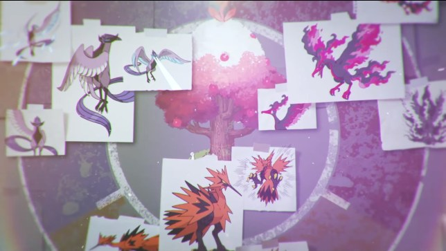 Legendary pokemon in Pokemon Sword and Shield expansion pass