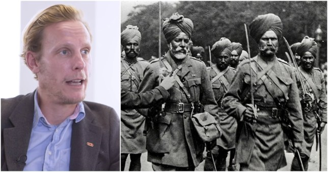 Sikhs in WWI