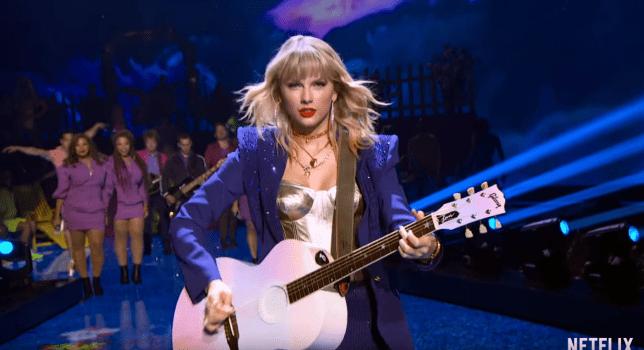 Taylor Swift Miss Americana Netflix