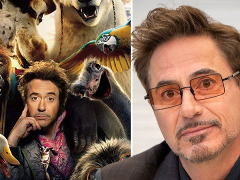 Robert Downey Jr movie Dolittle suffers box office fail in the US and could lose up to $100million