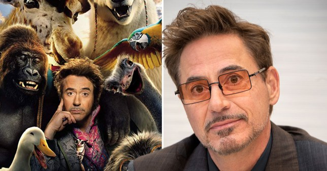 RDJ's Dolittle could lose $100 million after box office failure