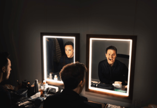 Ant and Dec kick off first day of Britain's Got Talent 2020 auditions with cheeky mirror snap