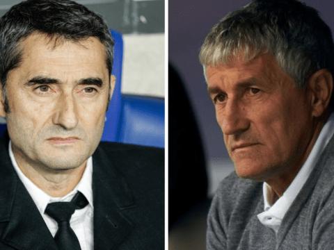 Barcelona sack Ernesto Valverde and announce Quique Setien as new head coach
