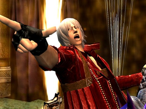 Devil May Cry 3 Special Edition on Switch has new style switching feature