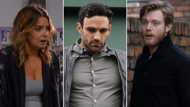 10 soap spoilers this week: EastEnders fall horror, Coronation Street passion, Emmerdale death aftermath, Hollyoaks stabbing