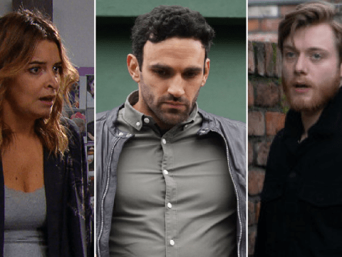 10 soap spoilers this week: EastEnders fall horror, Coronation Street passion, Emmerdale death aftermath, Hollyoaks stabbing