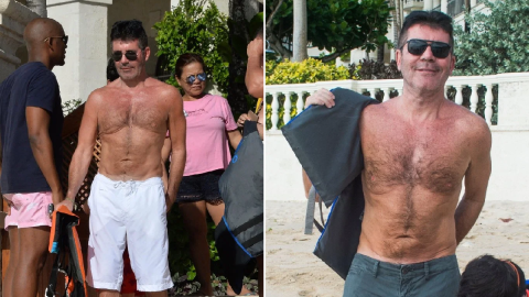 Simon Cowell Happy With Low He Looks After Weight Loss With New Diet Metro News