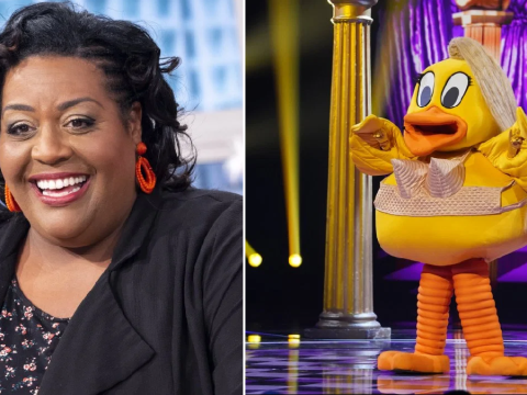 The Masked Singer: Has Alison Hammond confirmed she's Duck? – because we really hope so