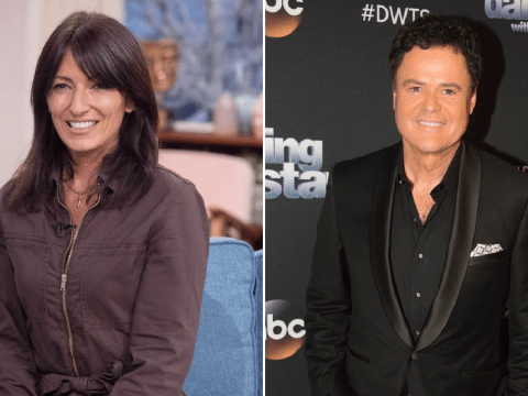 The Masked Singer: Donny Osmond confirmed to replace Ken Jeong as judge by Davina McCall