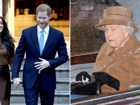 What Harry and Meghan will need to discuss with the Queen at crisis meeting
