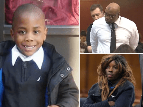 Mother watched boyfriend beat son, 6, to death – then did her makeup