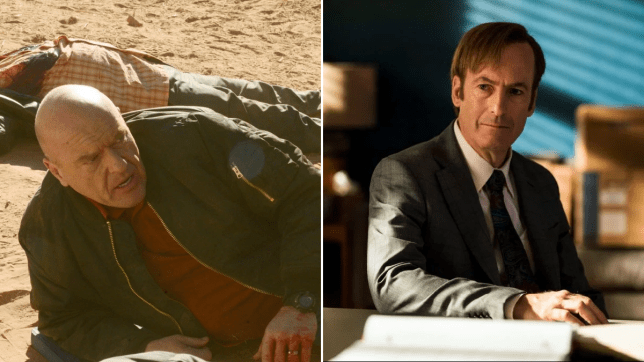Breaking Bads Hank Revived For Better Call Saul As Show Is
