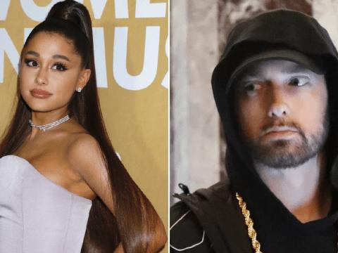 Eminem slated by Manchester bombing victim Martyn Hett's mum over terror attack lyrics