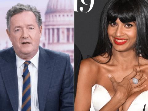 Piers Morgan reignites Jameela Jamil feud as he brands her 'vile specimen' over Meghan Markle racism row