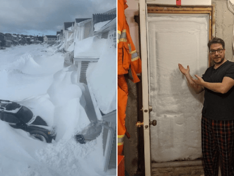 Army called in to help Canadians dig themselves out of snow