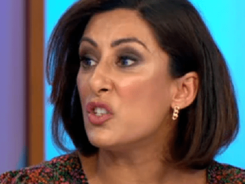 Saira Khan demands Harry and Meghan confirm whether they're leaving UK due to racism