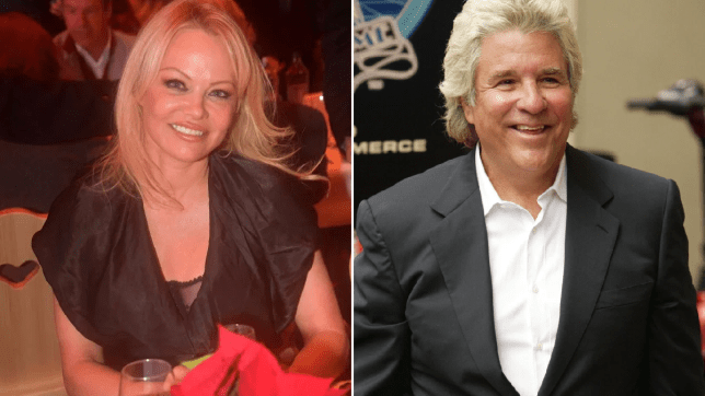 Pamela Anderson married to Jon Peters