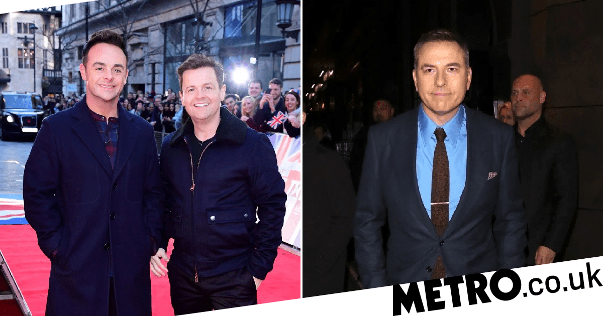 David Walliams 'snubs' Ant and Dec in photo - and they're not happy about