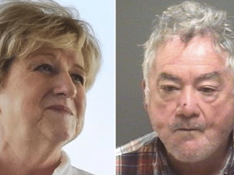 Husband 'killed wife by smashing her head on curb after their divorce'