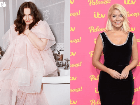 Lena Dunham is obsessed with 'rad chick' Holly Willoughby: 'It's like the greatest hug from television'