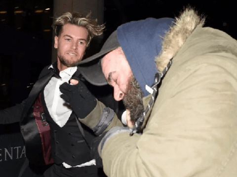 Love Island's Chris Hughes investigated by police over violent NTAs brawl