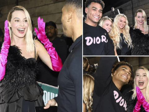 Margot Robbie fangirling over Love Island cast is purest thing you'll see today