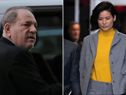 Harvey Weinstein 'raped woman and masturbated in front of her', court hears