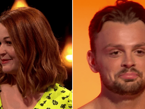 Naked Attraction hopeful reduced to tears as she's ghosted by her choice