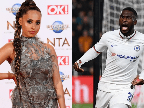 Love Island winner Amber Gill 'dating Chelsea footballer Fikayo Tomori' after flirty Instagram comments