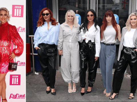 Ashley Roberts emerges with Pussycat Dolls after split from Giovanni Pernice