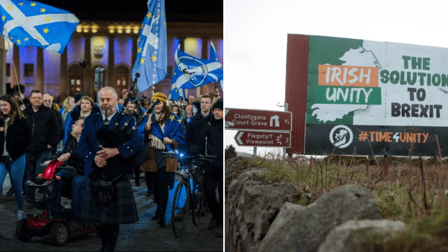 Brexit for Scotland and Northern Ireland