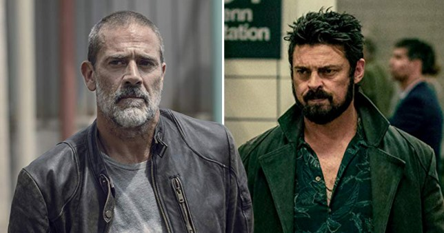 The Walking Dead's Jeffrey Dean Morgan offered part in The Boys season 3 and he's keen