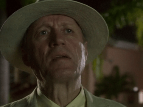 Death in Paradise fans in uproar after Ade Edmondson makes 'rookie mistake' with phone