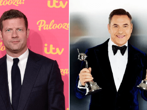 David Walliams reveals touching gift from Dermot O'Leary after replacing host at NTAs