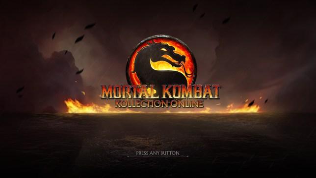 Mortal Kombat Kollection Online screenshot