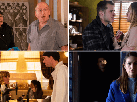12 soap spoilers pictures: EastEnders revelation, Coronation Street abuse horror, Emmerdale devastation, Hollyoaks confrontation