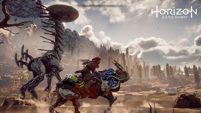 PS4 exclusive Horizon Zero Dawn coming to PC claim sources