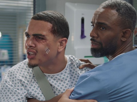 Casualty spoilers: Jacob gets involved in gang violence and Ruby's having sleepless nights