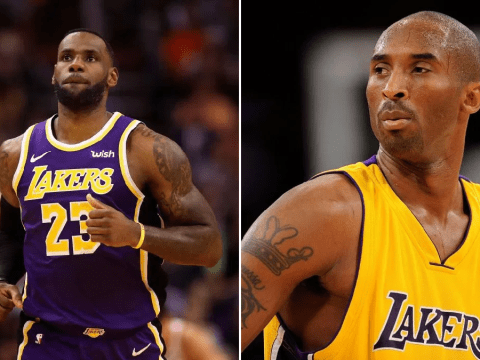 BBC News confuse LeBron James with Kobe Bryant in coverage of star's tragic death