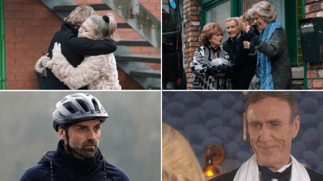 12 soap spoiler pictures: EastEnders child danger, Coronation Street abuse horror, Emmerdale revelation, Hollyoaks dilemma