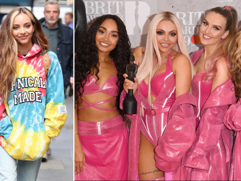 Jade Thirlwall says Little Mix bandmates were 'saving grace' after anorexia battle and public scrutiny