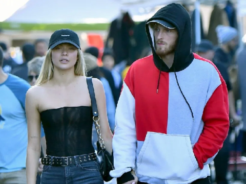 Logan Paul 'dating Josie Canseco' as she moves on from Brody Jenner split